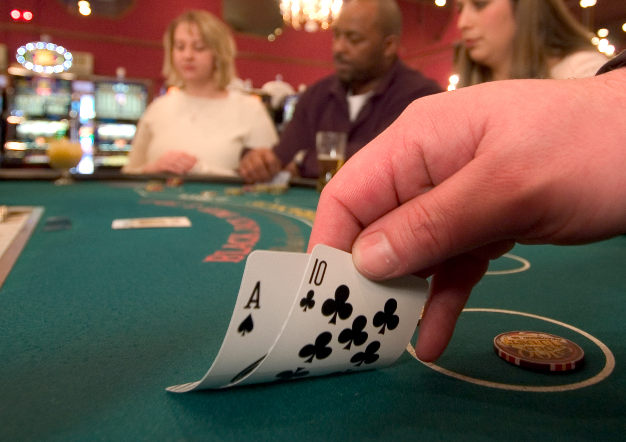gambling casinos in north carolina