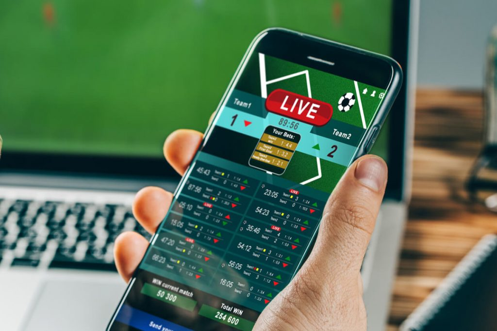 online sports betting app